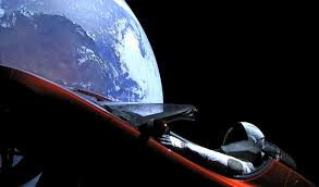 tesla car in space live. yup, flat-earthers think the falcon heavy launch was a conspiracy tesla car in space live r