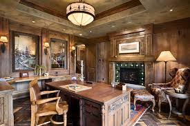 rustic light fixtures home office rustic with recessed ceiling stained glass ceiling lighting fixtures home office