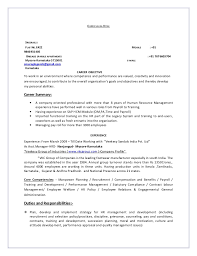 Stunning Sap Hr End User Resume Contemporary - Simple resume .