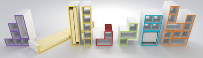 tetris furniture. We\u0027ve Seen More Than Our Share Of Tetris-themed Furniture, But These New Concepts By Brazilian Designers Diego Silvério And Helder Filipov May Be The First Tetris Furniture L