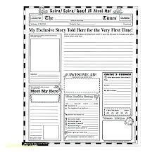 Old Time Newspaper Template Word Old Fashioned Newspaper Template For Word Nosugarcoating Info
