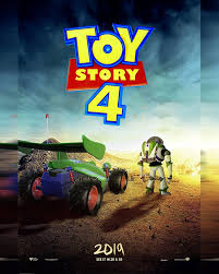 toy story 4 2017 poster. Contemporary 2017 Toy Story 4 Poster By MessyPandas  For 2017 Y