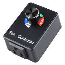 blower speed control 3 setting fan blower speed controller for hydroponics inline exhaust duct fan
