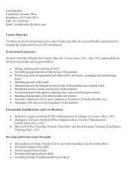 Administrator Job Description Template Medical Office