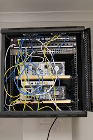 poin ethernet wall jack wiring wiring library besides the two patch panels there s a tp link 48 port gigabit switch