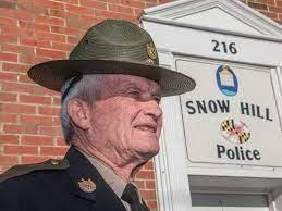 Longtime trooper, former Snow Hill police chief Kirk Daugherty dies