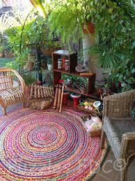 circular outdoor rug envialette in colorful rugs ideas 6