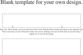 pinewood derby blank template. Pinewood Derby Blank Template Download Handicraft Template For Free