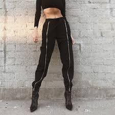 cargo pants leggings women leggings joggers women clothes outfits gym zipper fitness sportswear gym running new