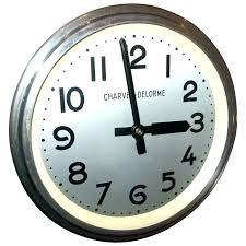 digital battery wall clock clocks operated led c