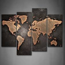Map Of The World Background 37 Eye Catching World Map Posters You Should Hang On Your Walls