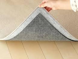 modern soundproof rug at carpet pad hyper habitat canada