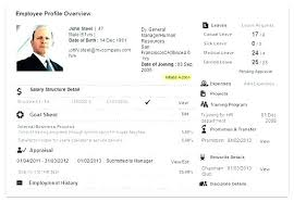 Employee Profile Format Employee Status Change Template Excel New Profile