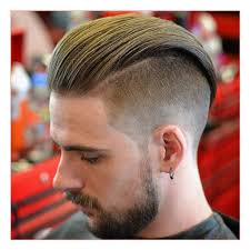 Slicked Back Hair Style new model with long slicked back undercut hairstyle all in men 2580 by wearticles.com