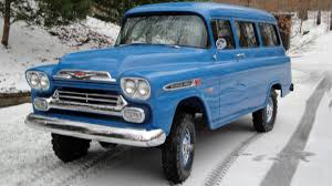 1957 Chevrolet NAPCO Suburban | S215 | Indy 2015