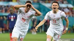 GOAL Mario Gavranovic / France vs Switzerland 3-3 - YouTube