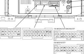 toyota car radio stereo audio wiring diagram autoradio connector lexus p3930 pioneer fx mg9437zt car stereo wiring diagram connector pinout toyota vios 2014