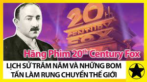 Hãng Phim 20th Century Fox - Lịch Sử 100 Năm Với Những Bom Tấn Làm Rung  Chuyển Thế Giới - YouTube