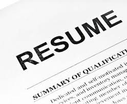 Effective Resume Writing Resume Writing Help Advice
