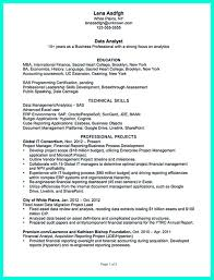 Financial Analyst Job Description Resume Data analyst resume will describe your professional profile 89