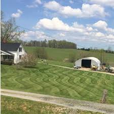 Mowing Patterns Best Lawn Care Tip Of The Month Mowing Patterns Grasshopper Mower