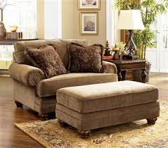 Chairs, Oversized Chairs With Ottomans Chair And A Half With Ottoman Scarf  Pillow Carpet Cupboard