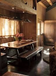 country dining rooms in from around the hous on cedar log dining table from wild