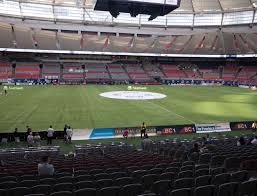 Bc Place Stadium Section 243 Seat Views Seatgeek