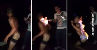 Drunk teens dance video