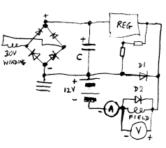 circuit diagram generator avr circuit image wiring cr4 th how to build an avr for a three phase generator on circuit diagram generator