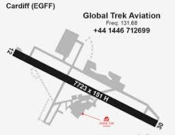 Cardiff International Airport Global Trek Aviation