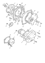 1984 yamaha fj1100 fj1100l crankcase cover parts best oem ya4133 24 m147028sch230325 fj 1100 engine diagram fj 1100 engine diagram