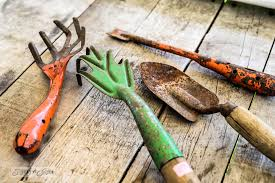 antique garden tools.  Tools Rare Vintage Garden Tools  The Finishing Touch To Shed Via  FunkyJunkInteriorsnet For Antique Garden Tools I