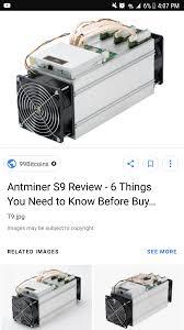 Next Bitmain S9 Pre Order Restart S9 Antminer