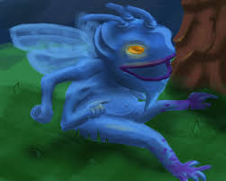 dota 2 puck the faerie dragon by flotosor on deviantart
