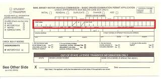 Dmv Application Form Interesting What Can Go Wrong When Getting Your NJ Driver License