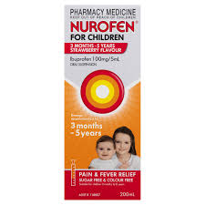 Concentrated Motrin Infant Drops Dosage Chart Nurofen For Children 3 Months Baby Pain Relief Nurofen