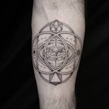 What Are The Meanings Behind Sacred Geometry Tattoos Chronic Ink