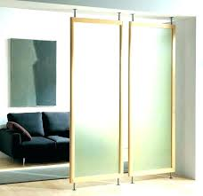 free standing curtain room divider stand up dividers wall freestanding screen