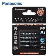 <b>Panasonic</b> BK 4HCDE/4BE <b>Аккумуляторы</b> eneloop pro 930 мАч ...