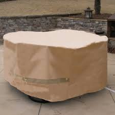 cover for patio furniture. Amazon.com : Hearth \u0026 Garden SF40245 Deluxe Round Table And Chair Set Cover Patio Covers Patio, Lawn For Furniture N