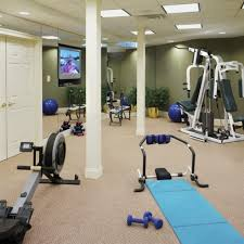 splendid home gym ideas in home gym ideas in brown also home gym