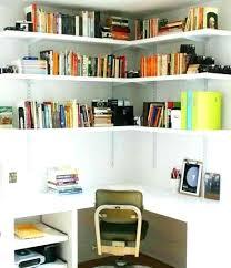 Ideas Corner Shelves Desk Corner Shelf Desk Custom Shelves Home Office Traditional With Inside Designs Corner Shelves Desk Icareinfo Corner Shelves Desk Corner Desk Shelf Desk With Shelves Desk With