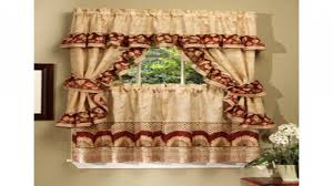 Sunflower Curtains For Kitchen Curtains For Kitchen Sunflower Kitchen Curtains Sets Retro