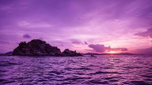 Purple Ocean Wallpapers Top Free Purple Ocean Backgrounds