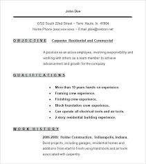 lmsw resume sample carpenter resume template 9 free samples examples format lcsw  resume examples