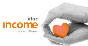 promotional image by ntuc income