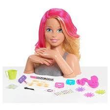 hair styling barbie flip reveal deluxe styling head target