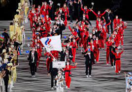 What is ROC at the Olympic Games, is it ...