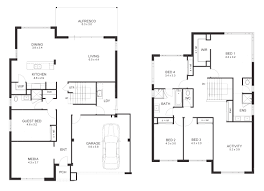 Bedroom  4 Bedroom House Layouts 3 Bedroom Floor Plan Design Small 4 Bedroom House Plans